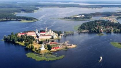 Jezioro Seliger, Rosja