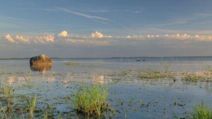озеро Чудское, Россия