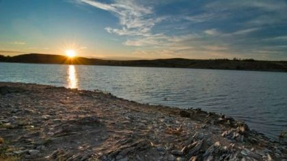 Ириклинское водохранилище, Россия