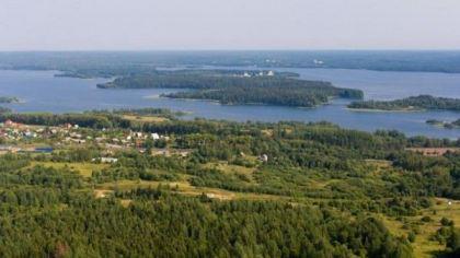 Валдайское озеро, Россия