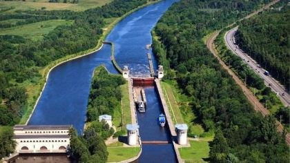 Канал имени Москвы, Россия