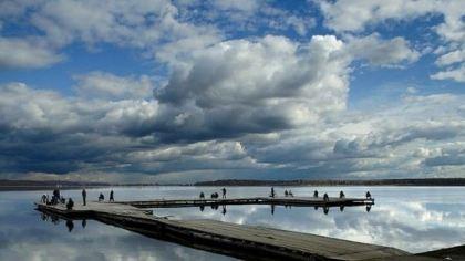 Сенежское озеро, Россия