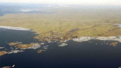 Wyspa Dickson, Rosja