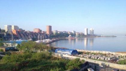 Zatoka Amur, Rosja