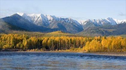Река Мая, Россия
