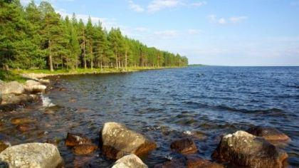 Jezioro Onega, Rosja