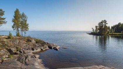 Онежское озеро, Россия