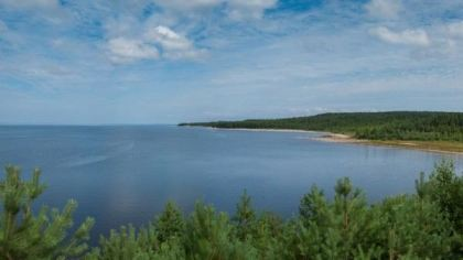 Озеро Сегозерское, Россия