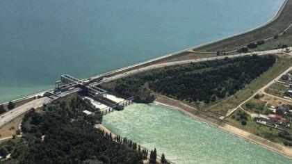 Краснодарское водохранилище, Россия
