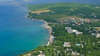 Дивноморское, Россия