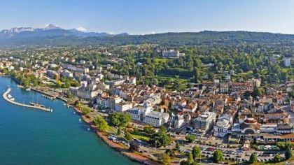 Evian-les-Bains, Francja