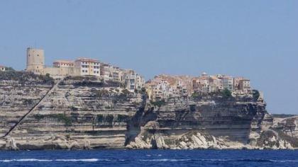 Bonifacio, Francja