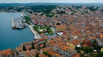Ровинь, Хорватия