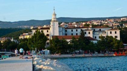 Цриквеница, Хорватия