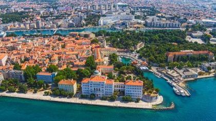 Задар, Хорватия