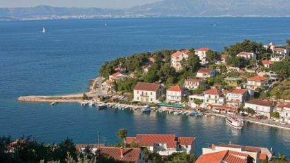 остров  Шолта, Хорватия
