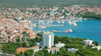 Водице, Хорватия