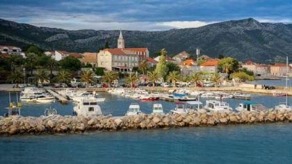 Пелешац, Хорватия