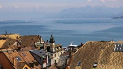 Nyon, Szwajcaria