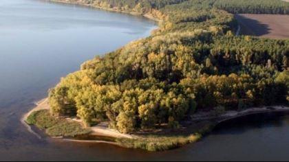 Печенежское водохранилище, Украина