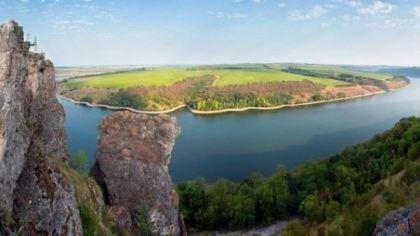 Днестровский каньон, Украина