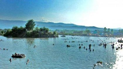 Jezioro Kunigunda, Ukraina