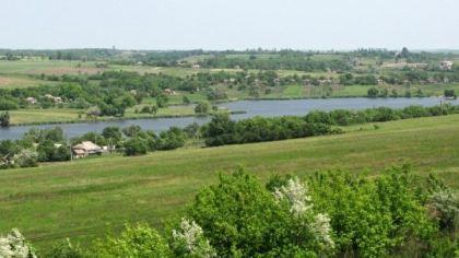 Река Ингулец, Украина