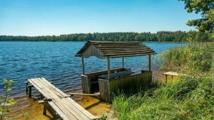 Jezioro Ostrowskoje, Ukraina