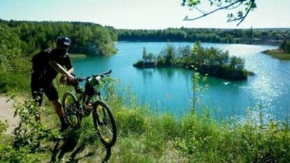 Озеро Островское, Украина