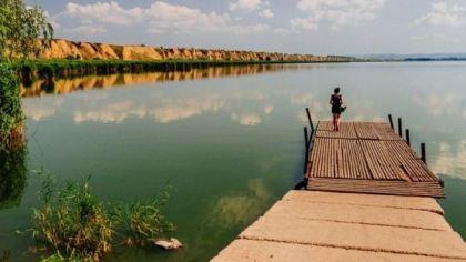Jezioro Cahul, Ukraina