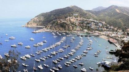 wyspa Santa Catalina, USA