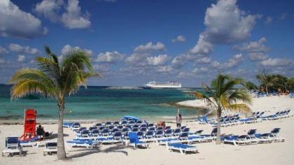 Wielki klucz do mieszania, Bahamy