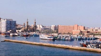 Port Said, Egipt
