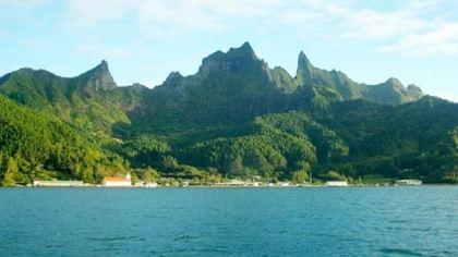 wyspa Rapa-Iti, Polinezja Francuska
