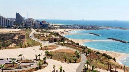 Aszkelon, Izrael
