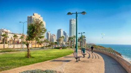 Netanya, Izrael