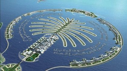 Palm Jebel Ali, Zjednoczone Emiraty Arabskie