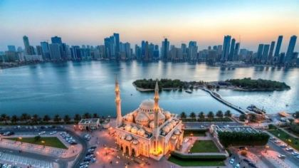 Szardża, Zjednoczone Emiraty Arabskie
