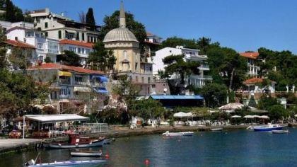 Принцевы острова, Турция