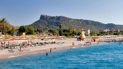 Camyuva, Turcja
