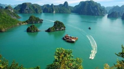 Halong, Wietnam