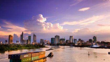 miasto Ho Chi Minh, Wietnam