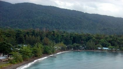 Северное Молукку, Индонезия