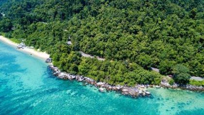 Wyspa Tioman, Malezja