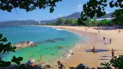 Plaża Karon, Tajlandia