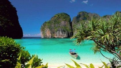wyspa Pi-Pi, Tajlandia
