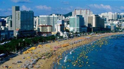 Pusan, Korea Południowa