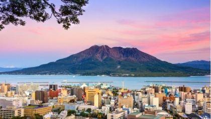 Kagoshima, Japonia
