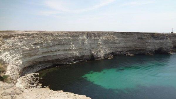 Алексей Хобот о Каркинитском заливе