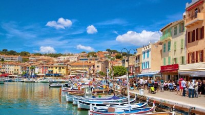 Cassis (France)